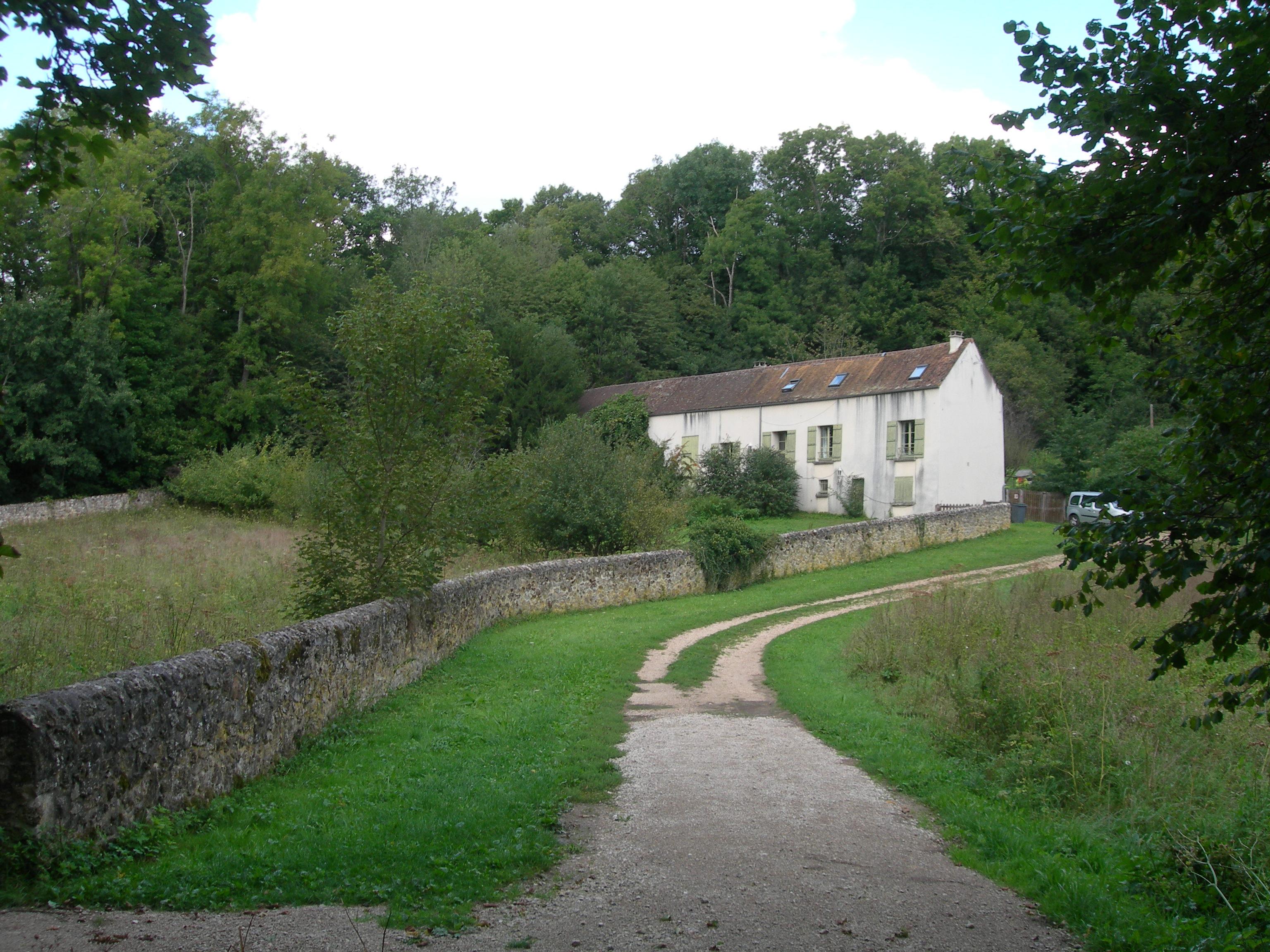 Maison Forestière Mérantais